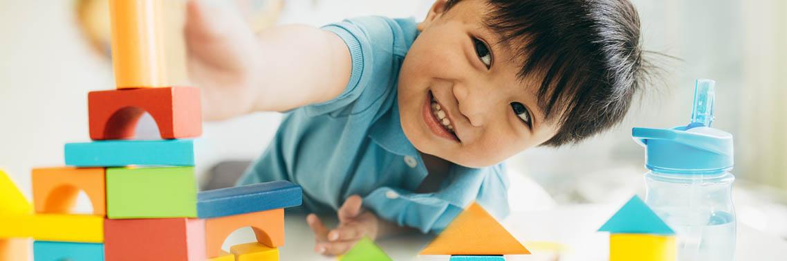 Jeux Educatifs Pour Les Enfants De 1 A 3 Ans Nounou Assure