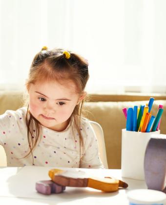 Accueil enfant handicapé - Nounou Assure