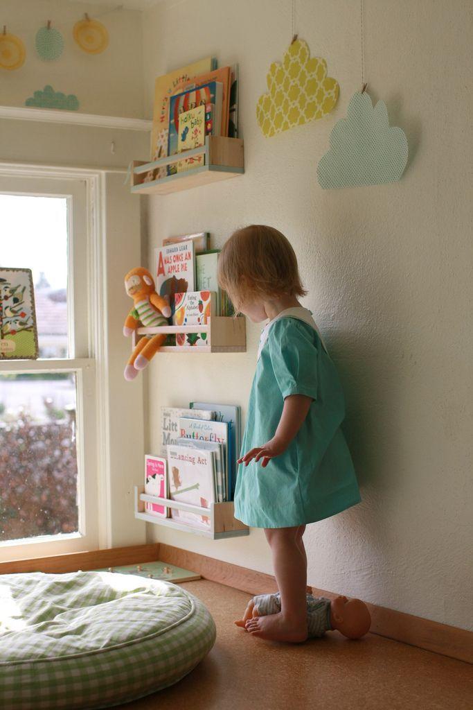 Rangement jouet enfant - étagère - Nounou Assure