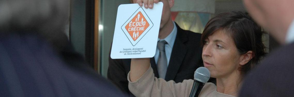 label nounou ecolo