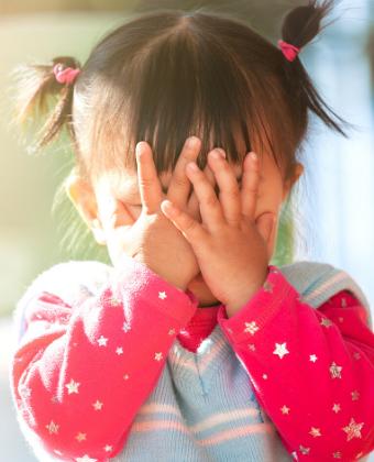 Aider les enfants à gérer leurs peurs