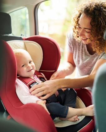 règles pour que l'assistante maternelle utilise son véhicule avec les enfants