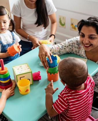 Comment créer sa maison d'assistants maternels