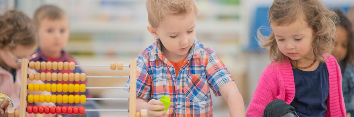 Amenagement pour une MAM Montessori
